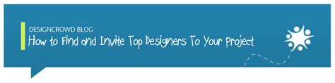 designcrowd invite designers how to find and invite top designers to your design project