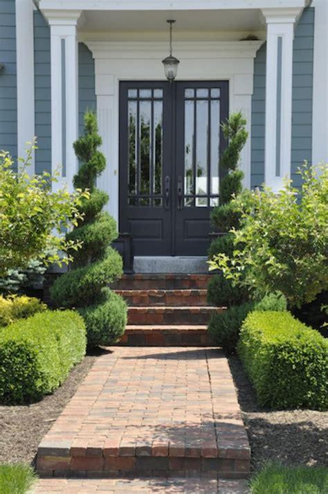 front doors bricks and walkways on pinterest