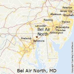 where is bel air md best places to live in bel air maryland