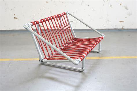gestell aus rohren sofa mit rohrverbindern selber bauen was werden sie bauen