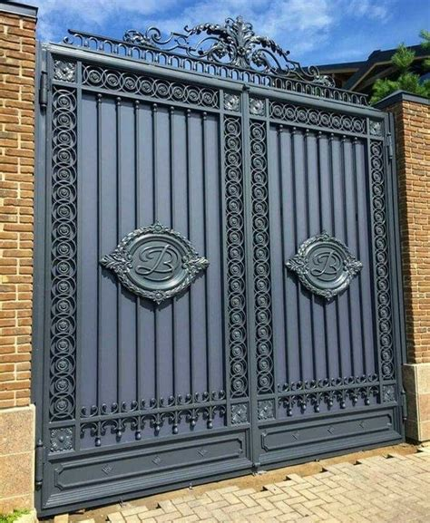 Main Door Iron Gate Design