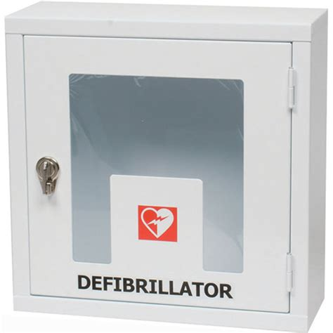 defibrillatore automatico interno armadietto teca per defibrillatori 42 5x16xh 42 5cm