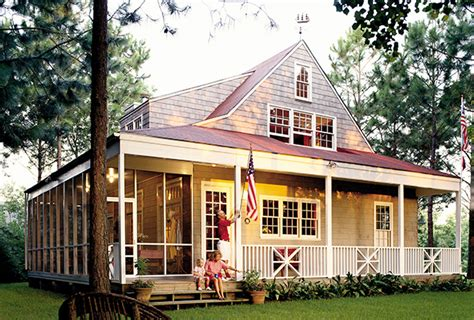 cottage living magazine house plans nautical cottage scott ziegler southern living house plans