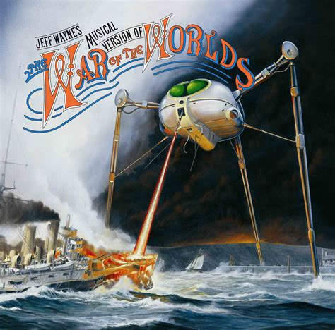 war of the worlds canon the war of the worlds fandom