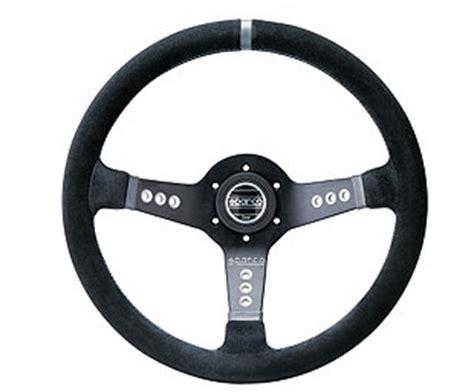 volante a calice volante sportivo a calice sparco l777 pelle liscia