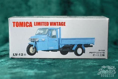 Tomica Limited Vintage Lv 143b Daihatsu tomica limited vintage lv 12a 1 64 daihatsu co 10t blue
