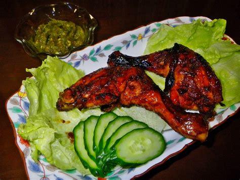 Ayam Panggang Banjarejo ayam panggang kecap selamat makaaan