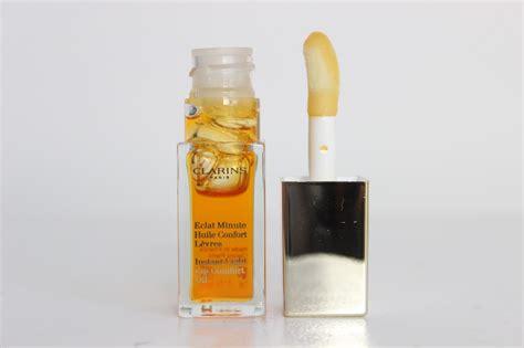 clarins instant light lip comfort oil honey belles boutique uk beauty mummy blog clarins instant