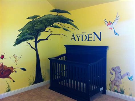 lion king nursery curtains lion king nursery murals by whitney pinterest lion