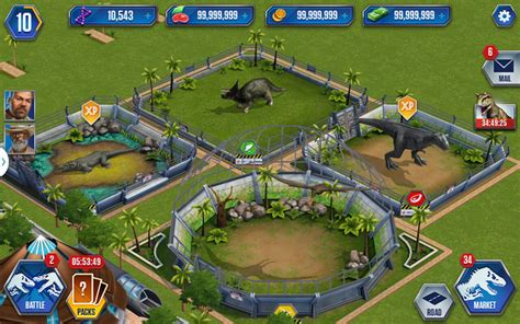 jurassic world game mod ios the best jurassic world the game hack to date jurassic