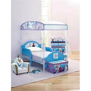 Disney Frozen Canopy Toddler Bed Uk Disney Frozen Room In A Box Baby