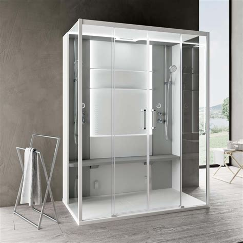 docce idromassaggio novellini cabine doccia skill dual novellini