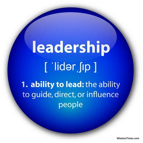 identifying good leadership qualities magnovo training group