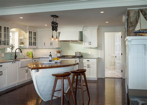 beach cottage kitchen ideas beach style providence cottage home bunch interior
