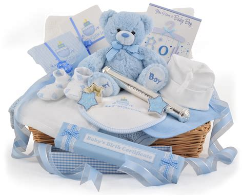 gifts for from baby supreme deluxe baby boy gift basket at 163 99 99