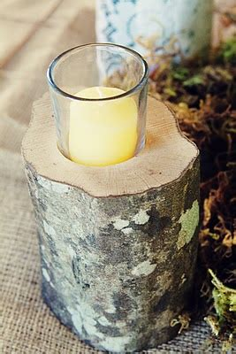 Wedding Invitations Made Into Candles