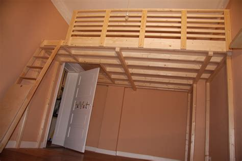 Hochbett Für Kinder Selber Bauen 3384 by Arbeitsplatte Holz
