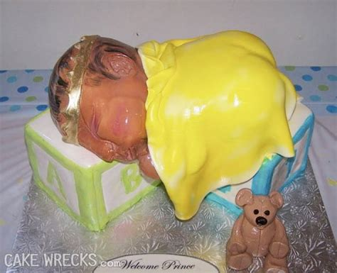 Outrageous Baby Shower Cakes by Because It Made Me Laugh Page 2 Babycenter