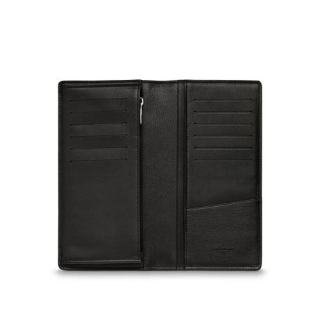 Louis Vuitton Brazza Slender Wallet 1 black louis vuitton wallet