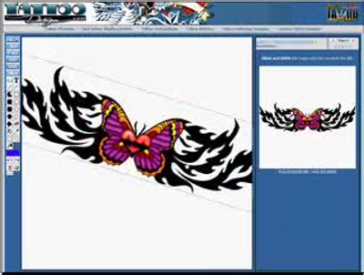 Tattoo Design Online | 5 free and paid online tattoo designer tools design make