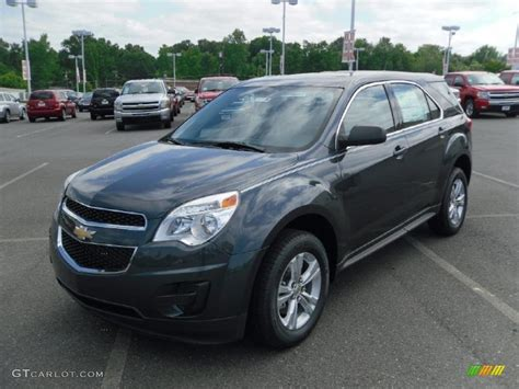 Gray Ls by 2010 Cyber Gray Metallic Chevrolet Equinox Ls 30214391
