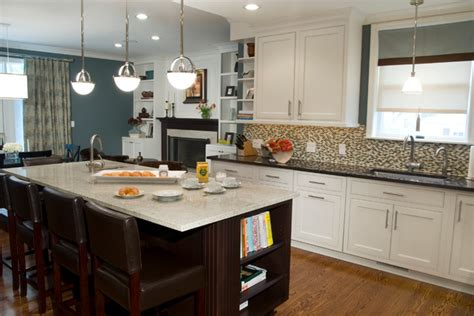 grant remodel traditional kitchen chicago