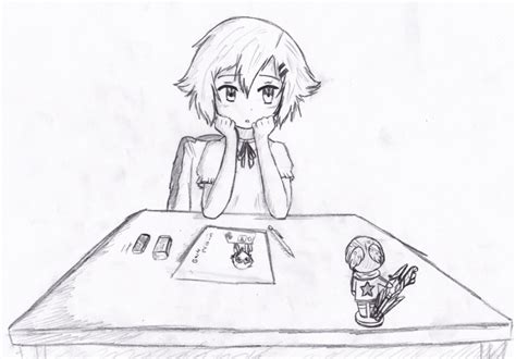 Sketches To Do When Bored by Drawing Me Bored By Nokyookami On Deviantart