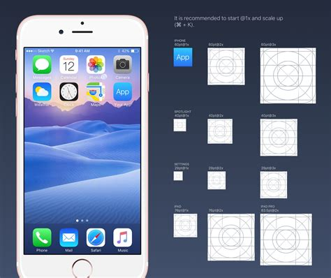 ios tutorials ui sizes layouts