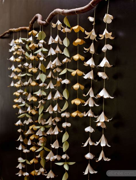 paper flower garland template diy how to make a paper flower backdrop catch my