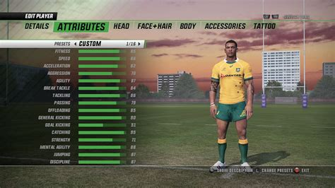 rugby challenge cheats rugby challenge 3 screenshots image 6615 xboxone hq