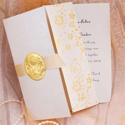 12 best ribbon wedding invitations images on ribbon wedding casamento and cards