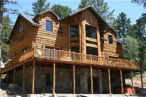 Deadwood Sd Cabin Rentals by Deadwood Vacation Rentals Eagle Vista Black