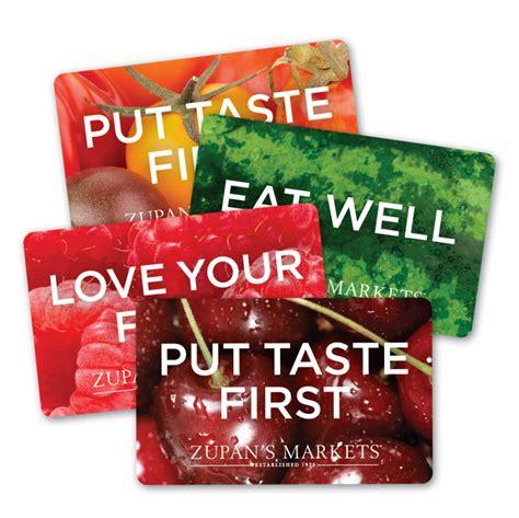 Portland Gift Cards - shop portland s zupan s markets online gift cards