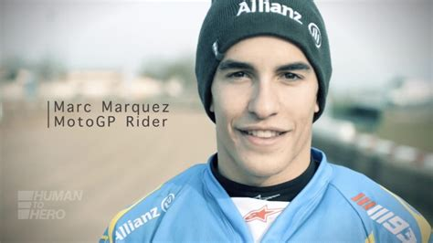 Jaket Parasut Playmaker Marc Marquez motogp racer s dirt track origins cnn