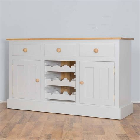 furniture mirrored buffet sideboard with wine rack 15 best of white sideboards with wine rack