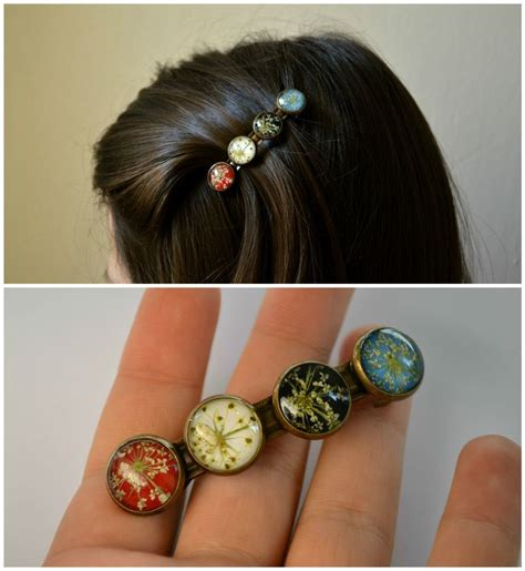 Flower Hair Barrette 1000 ideas about flower hair accessories on