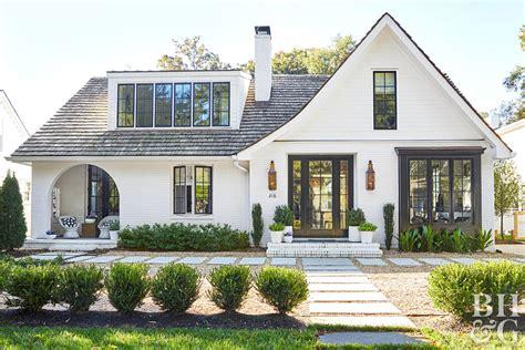 popular house styles  homes gardens