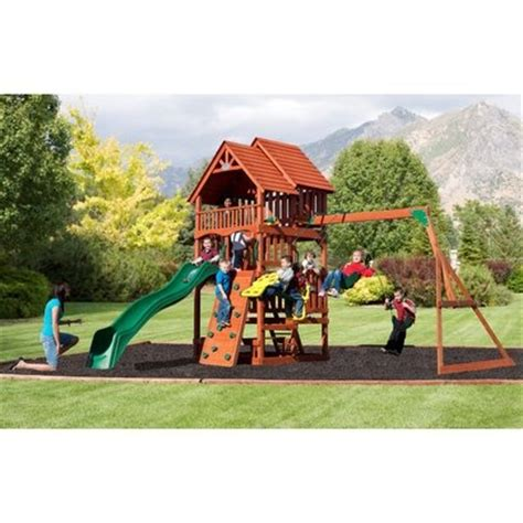 kids swing sets target outdoor playset target woodworking projects plans