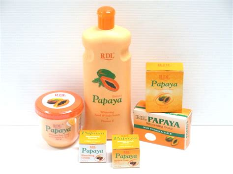 Rdl Papaya rdl papaya products