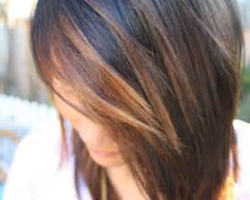 Short dark brown hair with caramel highlights 26 hairstyles for brown