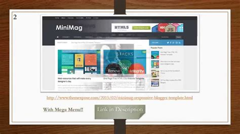 themes blogger 2015 44 12 free and beautiful blogger templates 2015 youtube