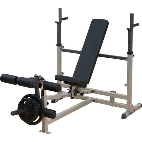 body ch bench press body solid powercenter combo bench academy