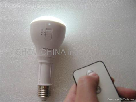 Rechargeable Led Light Bulb With Remote Control Sca Led9 Led Light Bulb With Remote