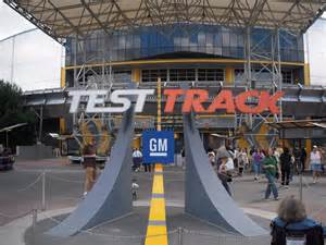 Test Track Test Track All Things Disney