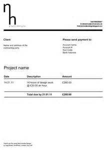 invoice freelance graphic design joy studio design