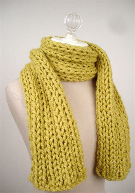 free knit scarf pattern totally easy and absolutely free knitting pattern