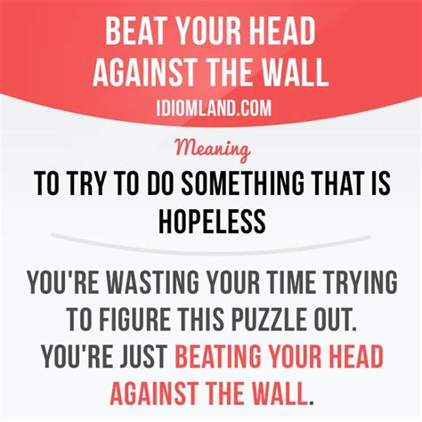 beat your out 17 best images about idioms and sayings on