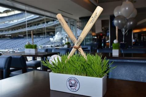 baseball themed corporate events best 25 bar mitzvah centerpieces ideas on pinterest