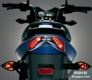 Seal Shock Xcd 125 Pulsar 135 xcd 135 led lights on the xcd 135 dts si photo