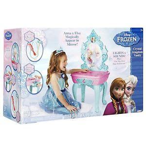 Frozen Vanity by Disney Frozen Kingdom Vanity Elsa Dress